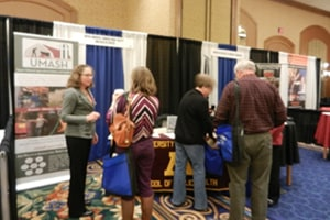 UMASH Presence at the Minnesota Veterinary Medicine Association (MVMA) Annual Convention