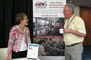 UMASH at the North American Agricultural Safety Summit