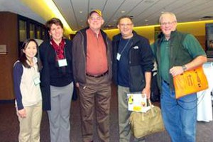 UMASH at the Midwest Rural Agricultural Safety and Health Conference in Iowa