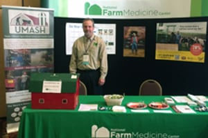 UMASH and the National Farm Medicine Center at the Wisconsin Bankers Association Agricultural Bankers Conference