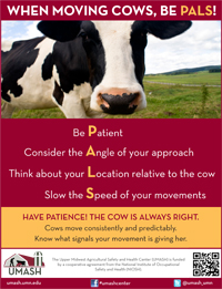 Be PALS Stockmanship Poster Image