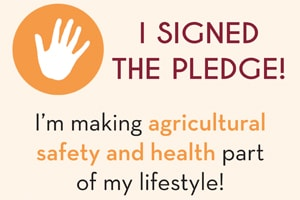Ag Safety and Health Pledge Campaign