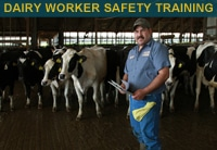 Bilingual Curriculum for Dairy Worker Safety Training Image