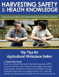 Ag Safety Top Tips