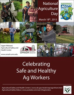 UMASH AgDay 2015