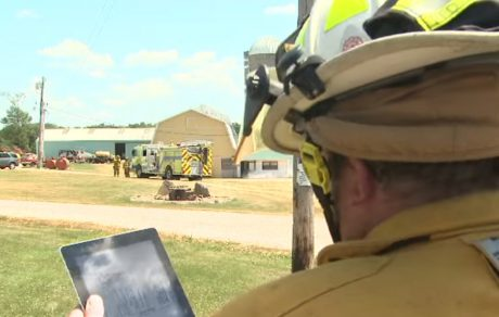 Rural Firefighters Delivering Agricultural Safety and Health (RF-DASH)