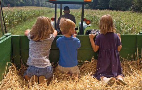 UMASH Success Story: Agritourism – The New Frontier