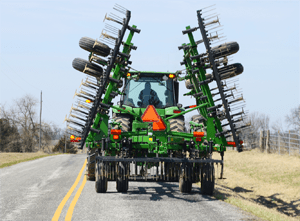 When machines meet the road: farm equipment crashes on public highways