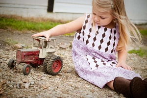 Farm Safety Check: Keeping Children Safe