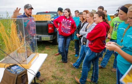 SPOTLIGHT: Ag Teachers Go Back to Class