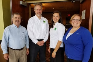 UMASH and National Farm Medicine Center at 2017 Dairy Plant and Field Reps Conference