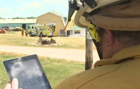 UMASH Success Story: Rural Firefighters Delivering Agricultural Safety and Health