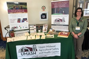 UMASH Heads South this Winter for ASHCA Conference