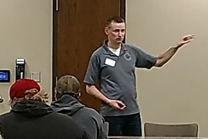 Over the River we Go – UMASH presents at WITC on Ag Safety Day