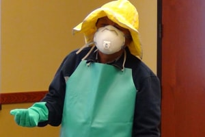 Farm Safety Check: Chemical PPE