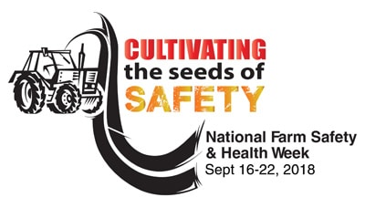 National Farm Safety and Health Week 2018