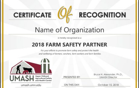 SPOTLIGHT: Farm Safety Partner Campaign is a Success!
