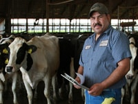 Dairy Worker Safety Training