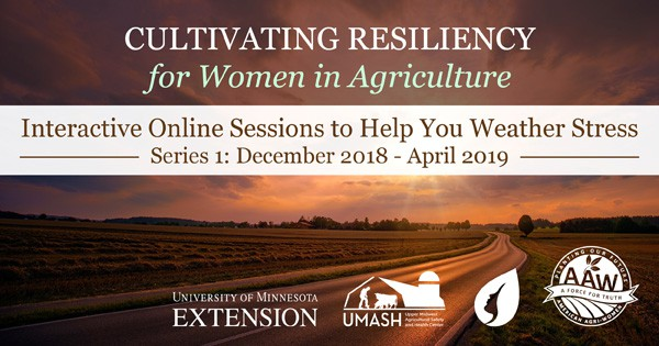 Cultivating Resiliency for Women in Agriculture Webinars