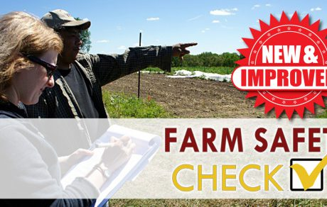 SPOTLIGHT: New and Improved Farm Safety Check
