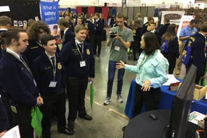 91st National FFA Convention and Expo draws a record 69,944 attendees