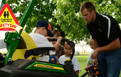 SPOTLIGHT: Progressive Agriculture Safety Days