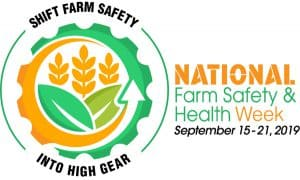 2019 National Farm Safety and Health Week