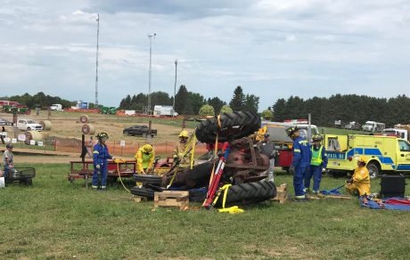 SPOTLIGHT: Live and Up Close – Farm Safety and Rescue Demonstrations at Minnesota Farmfest