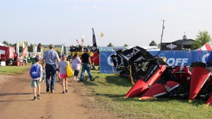 UMASH Brings Health and Safety to Farmfest