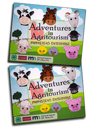 Agritourism Board Game