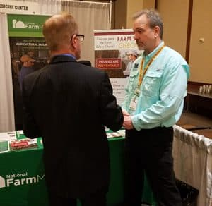Trade Talk Success at the National Association of Farm Broadcaster's Annual Convention