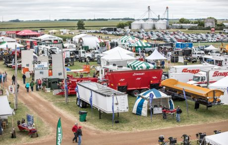 UMASH Success Story: Minnesota Farmfest 2019