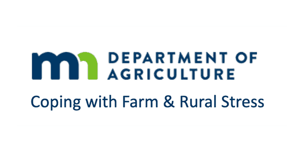 Minnesota Department of Agriculture: Coping with Farm & Rural Stress