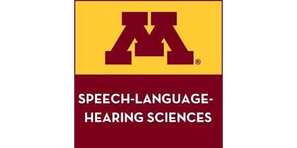 University of Minnesota Department of Speech-Language-Hearing Sciences