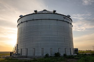 SPOTLIGHT: Grain Bin Cost Share
