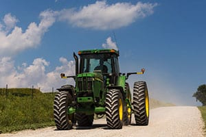 SPOTLIGHT: Extra Riders on Tractors are a High Risk for Fatality