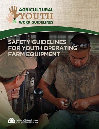 Youth Opperating Farm Equiptment Booklet